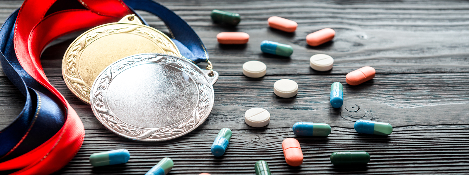 Conseiller un athlète de haut niveau dans la pharmacie